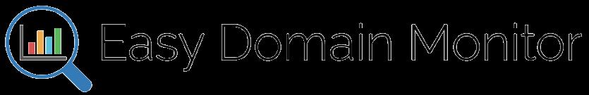Easy Domain Monitor